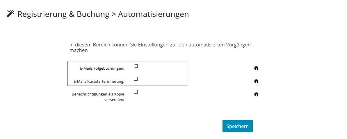 Automatisierungen